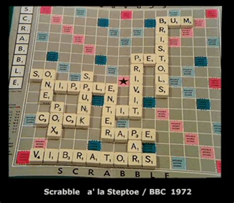 is mar a scrabble word steptoe and on