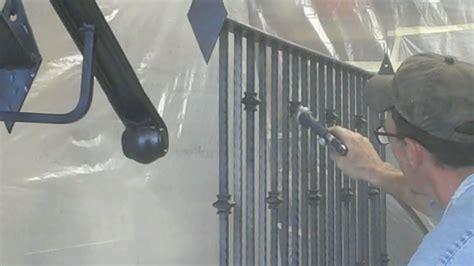 home depot wrought iron paint paint wrought iron railing decoration diy wrought iron