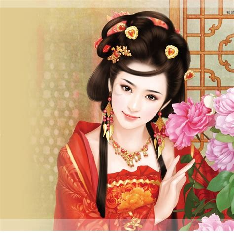 My Nhan Trung Quoc Thoi Xua