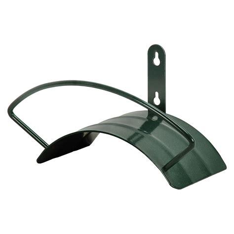 garden hose holders wall mount tahoe 50201100 heavy duty steel wall or post mounted