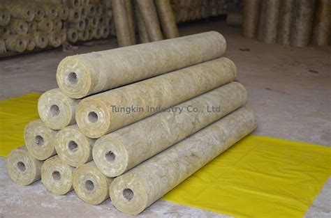 insulation suppliers thermal rockwool pipe insulation