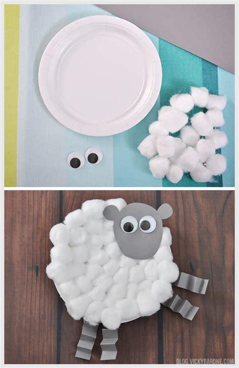 sheep craft easter craft barone