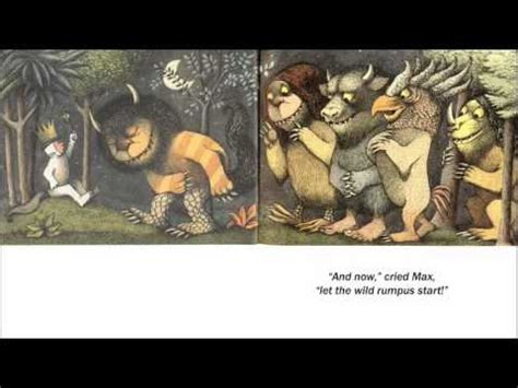 where the things are picture book pdf where the things are ebook
