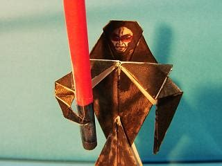 how to make origami emperor palpatine origami wars emperor palpatine