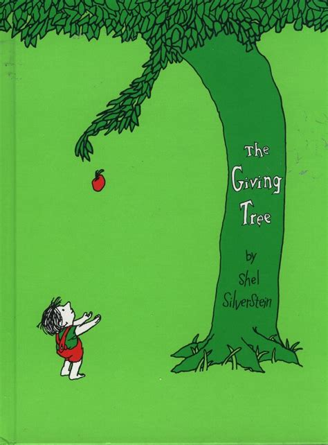 the giving tree book with pictures shel silverstein the giving tree booklist