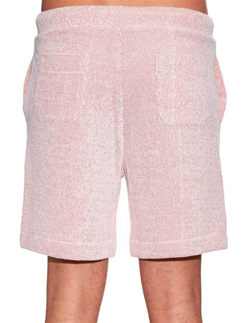 cotton knit shorts make your odyssey mid weight cotton knit shorts in for