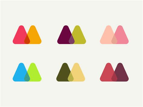 great colour combinations more colour combinations by matt hamm dribbble