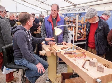 Yandles Woodworking Show 2016 News