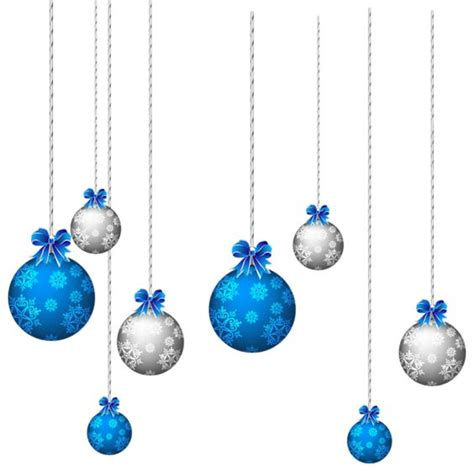 blue ornament balls blue and white hanging balls png clipart