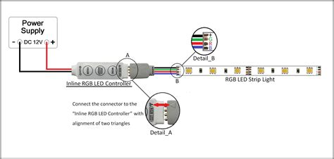 light controller schematic 28 images rgb led kit