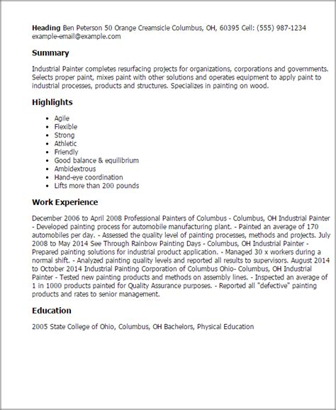 spray painter cover letter essay on painter leisure interviews hobby essay on