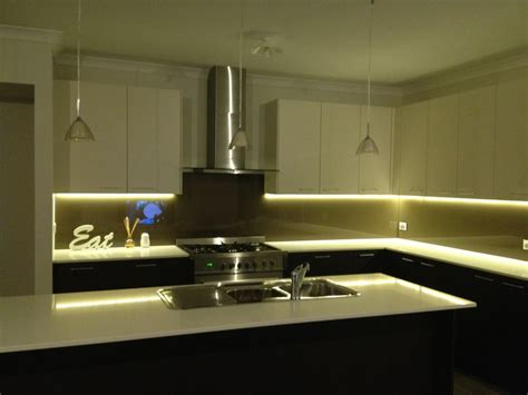 led lights for kitchen 2 meter 12v 3528 water resistant led light