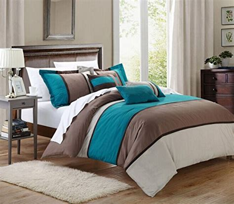 turquoise brown comforter sets blue and brown bedding sets ease bedding with style