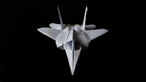 origami paper plane fighter how to make origami airplane studio design gallery