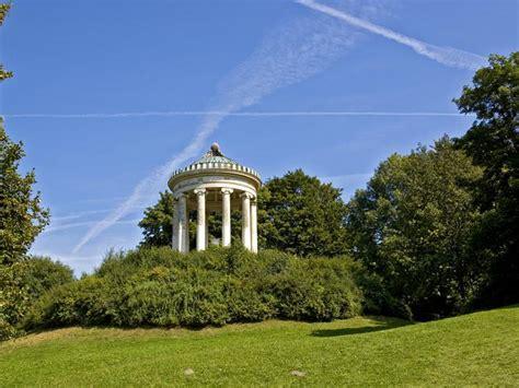 Entstehung Englischer Garten München by Landschaftspark