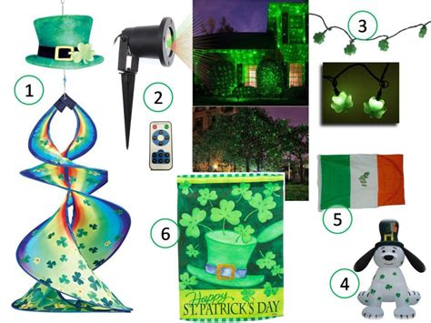 s day outdoor decorations best gift idea st s day decorations get ready