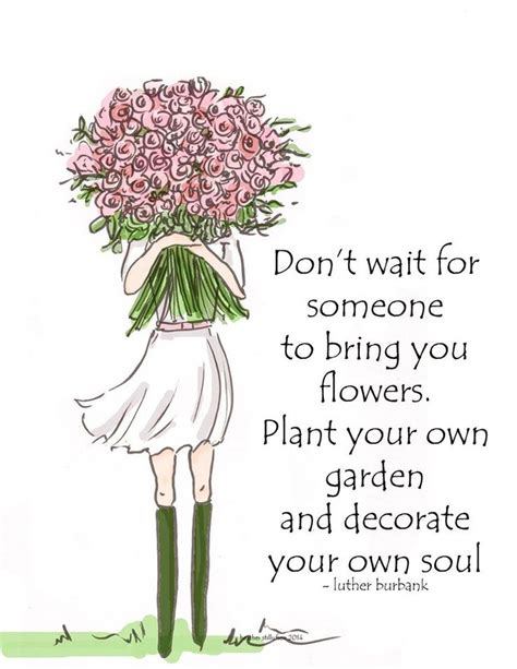 quotes on gardens and flowers 25 best flower quotes on flower qoutes