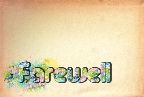 farewell backgrounds wallpapersafari