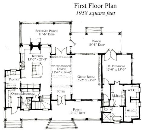 historic house plans country historic house plan 73864
