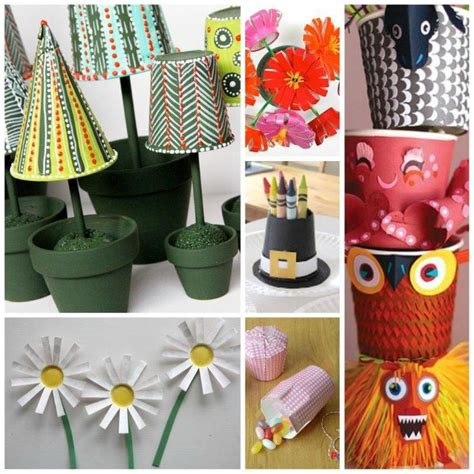 crafts with paper cups 25 unique cup crafts ideas on dots store k
