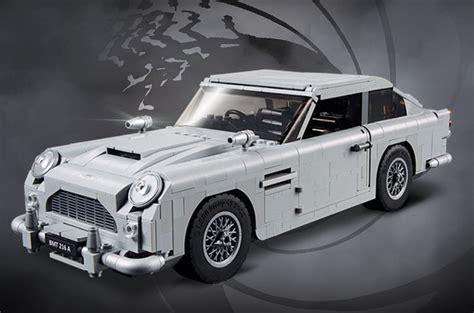 007 Aston Martin Db5 by Lego Creates Bond Aston Martin Db5 Model Autocar