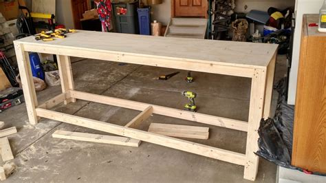 how to build a woodworking workbench how to design and construct a portable folding