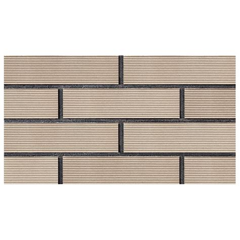 garden wall covering supply extrusion brick effect wall covering for garden