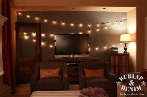 room string lights vintage string lights for indoors home basement