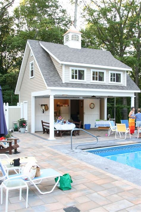 house plans with pool house guest house 25 best ideas about pool houses on outdoor pool houses and swimming pools