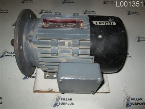 2hp Electric Motor by Brook Crompton 2hp Electric Motor