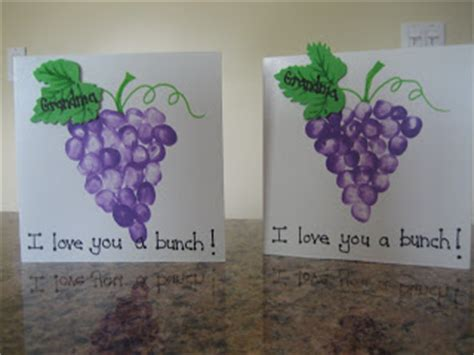 grapes craft for a s adventures i you a bunch