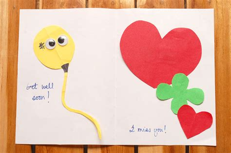 how to make a get well soon card 3 ways to make a get well soon card wikihow