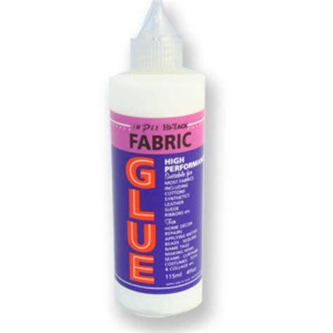 glue to fabric fabric glue adhesives craft products haberdashery