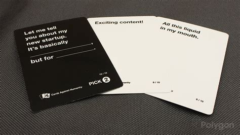 who makes cards against humanity cards against humanity and the of hyper local