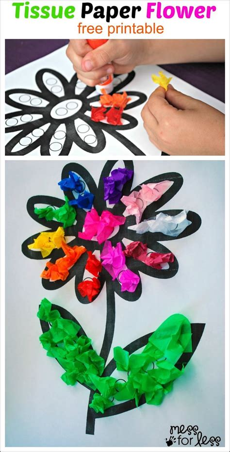 some paper crafts best 25 tissue paper ideas only on