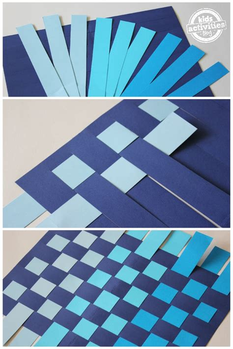 paper weaving crafts paper weaving on weaving projects weaving