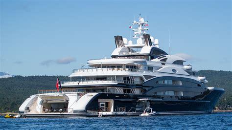Dream Home Plans Luxury porto dal 30 giugno arrivano sei mega yacht corriere di