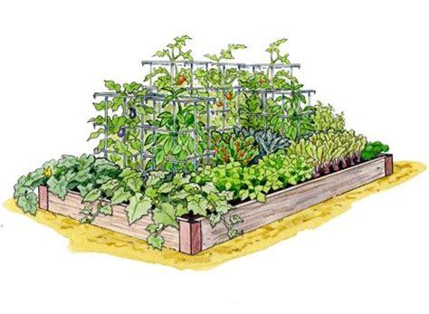 high yield vegetable garden high yield garden plan garden