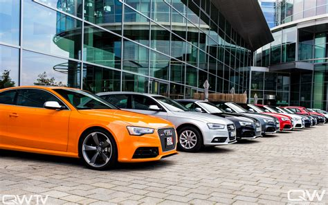 Audi European Delivery Pricing by Readers Rides Ty Norton S Solar Orange Rs 5 And European
