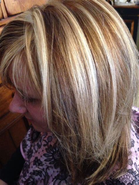 hair styles foil colours hair foil color ideas blond and brown foil curls hair by