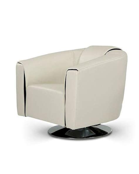 modern swivel lounge chair modern leatherette swivel lounge chair 44o1280