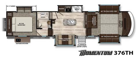 fifth wheel floor plans front living room rv inventory browse dealer prices arizona rv