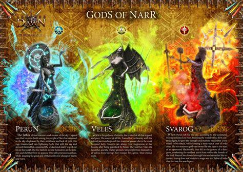 of gods gods of