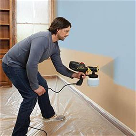 spray painting indoors wagner spray tech 0529011 flexio 570 paint