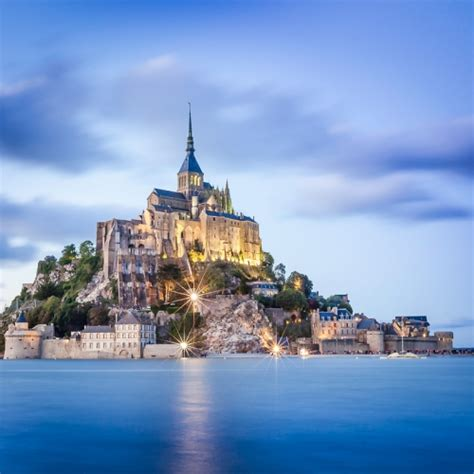 the mont michel mount tides hotels bay near st malo normandy