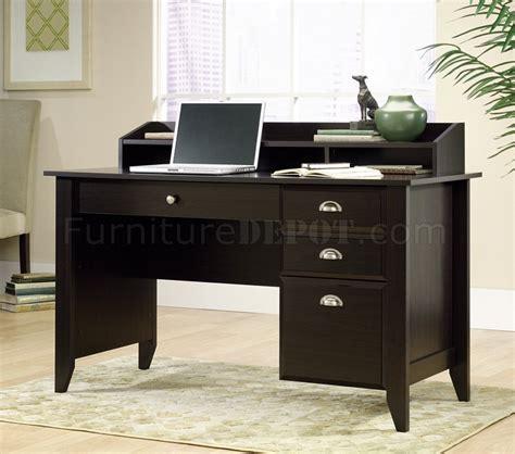 office desk for home jamocha wood finish modern home office desk