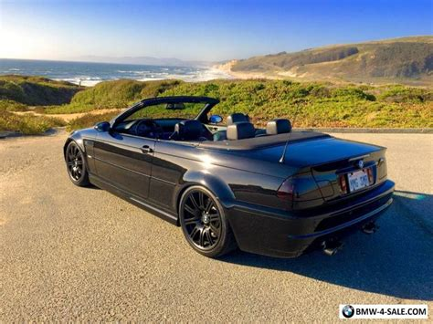 Bmw M3 Convertible For Sale by 2004 Bmw M3 Convertible For Sale In United States