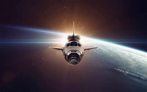 Car Wallpaper Desktop Hd Space Images by Space Shuttle 5k Retina Ultra Hd Wallpaper Background