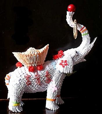 3d origami elephant what is origami 3d origami circus elephant