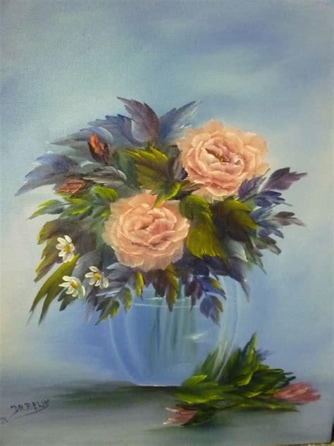 bob ross painting roses don belik bob ross 174 painting classes 2013 2016 gallery